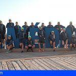 Granadilla | El Triabona presenta su nueva indumentaria para la temporada