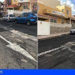Ciudadanos Granadilla exige a CC y PP que acondicionen la calle Obispo Pérez Cáceres en San Isidro