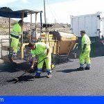 Destina 2,8 millones al acondicionamiento de la Carretera General del Sur a su paso por Güímar