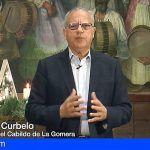 El presidente del Cabildo de La Gomera lanza un mensaje lleno de ilusión para reforzar el proyecto de las personas en 2019