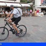 Una Canarias más sostenible incluye la potenciación del uso de la bicicleta como medio de transporte