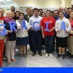 Coalición Canaria de Arona recogió cerca de 9.500 kilos entre alimentos y productos de higiene en su campaña solidaria