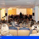 """Santiago del Teide celebró el Concierto Solidario """"Disney"""" de la Banda de Música y el Ayuntamiento"""