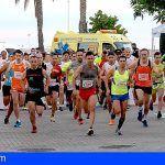 La Gomera   Ochenta deportistas participan en las pruebas deportivas de Navidad de San Sebastián