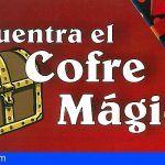 San Sebastián de La Gomera arranca este lunes una nueva edición de la búsqueda del cofre mágico