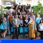 Diecinueve Erasmus visitan el municipio de Granadilla de Abona