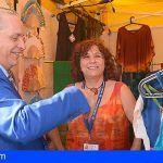 Inauguran en Adeje la Feria Insular de Artesanía con una treintena de expositores
