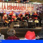 La plaza de la Cultura de San Isidro acoge la feria solidaria 'Con Sabor a Navidad'