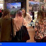 La naturaleza y los senderos de La Gomera sorprenden a más de 40 mil visitantes en la feria Intur, en Valladolid