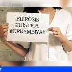 La madre del niño tinerfeño con fibrosis quística espera que la justicia castigue a los responsables de lo que le pase a su hijo