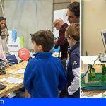 Tenerife | El Cabildo fomenta la creatividad de los más jóvenes con laboratorios de innovación en las navidades