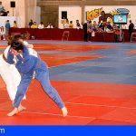 Granadilla de Abona celebra una edición más la Copa de España de Judo
