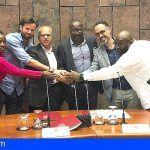 La Gomera estrecha lazos con Antigua y Barbuda