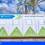 El Cabildo de Tenerife destina 1,6 millones euros para la gestión de los puntos limpios, mini puntos y acciones educativas