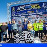 El circuito de San Miguel de Abona acogió el último campeonato de motocross del año