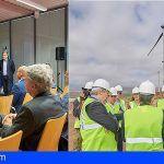 Invierten en Arico 24,2 millones de euros en el Parque Eólico del Complejo Medioambiental
