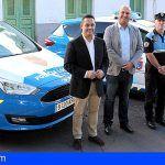 La Policía Local de Granadilla de Abona presenta sus nuevos vehículos