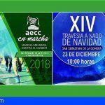 Abiertas las inscripciones de las pruebas deportivas de Navidad en San Sebastián de La Gomera
