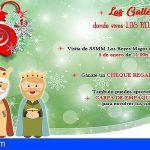 Los Reyes Magos visitarán la zona comercial abierta de Las Galletas el próximo 05 de enero