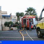 El Hospital de La Candelaria realiza un simulacro de incendio en el área de Rehabilitación