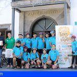 Santiago del Teide colabora con el Tour de la Ilusión que recauda fondos para enfermos pediátricos oncológicos
