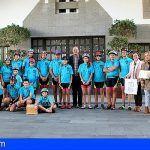 El 'Tour de la Ilusión' pasa por Granadilla de Abona
