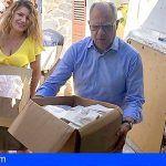 La Gomera retira una tonelada de bolsas de plástico en su apuesta por la erradicación de este material