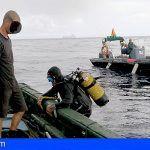 La Guardia Civil denuncia a una empresa de buceo profesional en Santa Cruz por múltiples infracciones