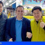 Una empresa tinerfeña inicia la exportación de pescado a Corea del Sur