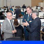 El gigante tecnológico ATOS se implanta en Gran Canaria con la previsión de crear 200 empleos
