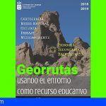 Abierto el plazo para la inscripción en el proyecto 'Georrutas'