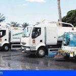 San Sebastián de La Gomera adquiere un nuevo vehículo de recogida de residuos urbanos