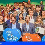 El Cabildo reconoce a instituciones, empresas y ciudadanos su compromiso con la sostenibilidad del sector turístico