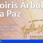 La Gomera acoge este viernes la inauguración de la exposición artística 'Arcoíris Árboles de la Paz'