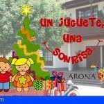 Servicios Sociales de Arona facilitó la llegada de los Reyes Magos a más de medio millar de niñas y niños