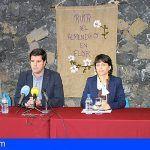 El Alcalde presentó la Campaña del Almendro en Flor Santiago del Teide 2019