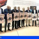 Presentan en FITUR el cartel oficial de la XXIX edición del Rallye Villa de Adeje BP Tenerife 'Trofeo Cicar'