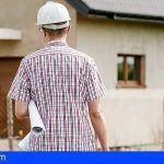 La construcción en Tenerife toma las riendas del empleo