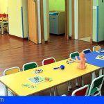 Guía de Isora   Abierto el plazo de matrícula de las Escuelas Infantiles