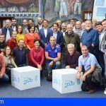 Destinarán 36.000 euros como ayuda a la gestión de las Federaciones Deportivas de Tenerife