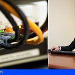 Las instalaciones municipales de Arona contarán con fibra óptica de alto nivel con una inversión de 700.000 euros