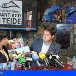 Santiago del Teide apuesta este año por la promoción de su flora y fauna en Fitur