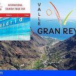 La Gomera | Valle Gran Rey acude a FITUR con su nueva marca turística