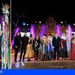 Aitana Jiménez Zedan, de La Camella, nueva Romera Mayor de las fiestas patronales de Arona 2019