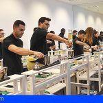 Empresas hoteleras de diez países de la UE buscan nuevos talentos en Canarias (Hecansa)
