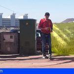 Trabajadores del Hotel Annapurna en Las Galletas denuncian la falta de pago de sus salarios