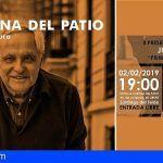 """El escritor Juan Cruz presentará en Santiago del Teide su último libro """"Primeras Personas"""""""