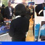 El material promocional de Santiago del Teide vuelve a conquistar al público asistente a Fitur