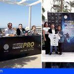 Arona vuelve, por segundo año consecutivo, al circuito internacional de surf con `Las Américas Tenerife Surf Pro Cabreiroá´