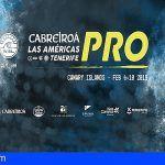 `Las Américas Tenerife Surf Pro Cabreiroá´ supera el número de inscritos del curso pasado